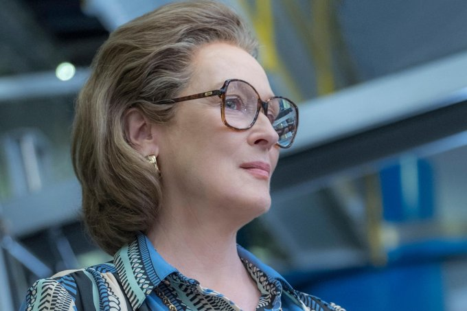 Meryl Streep – The Post