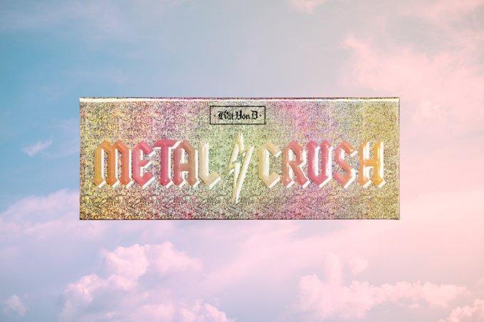 Paleta de Iluminadores Metal Crush Kat Von D