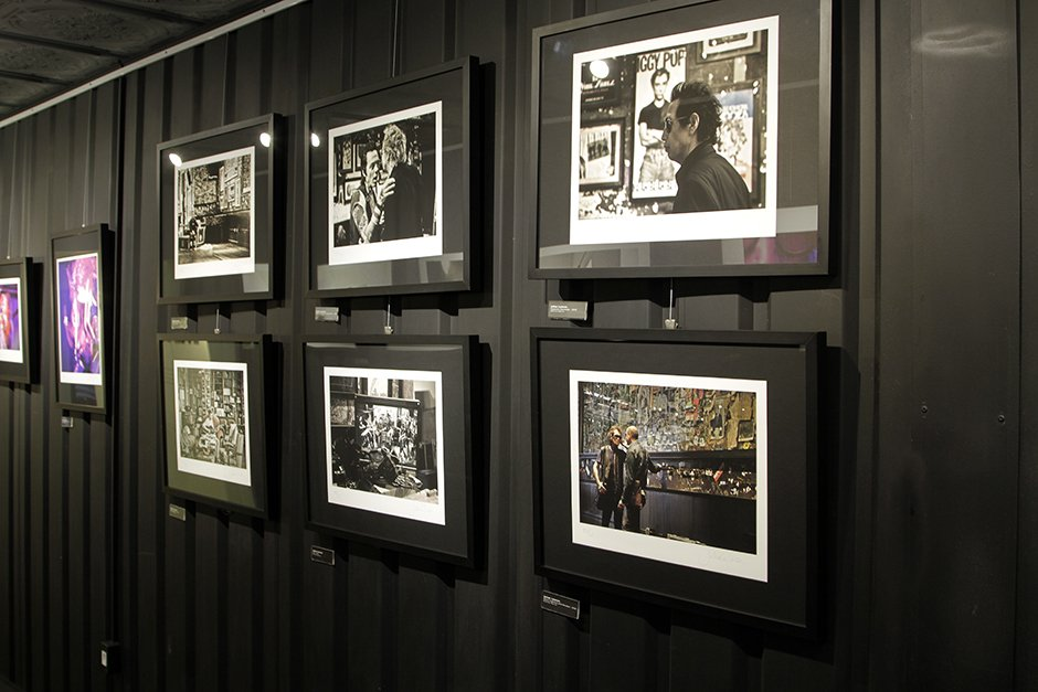 Exposição Julian Lennon em São Paulo