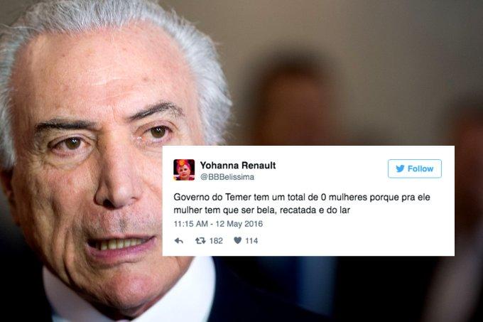 Agência Brasil e Reprodução/ Twitter