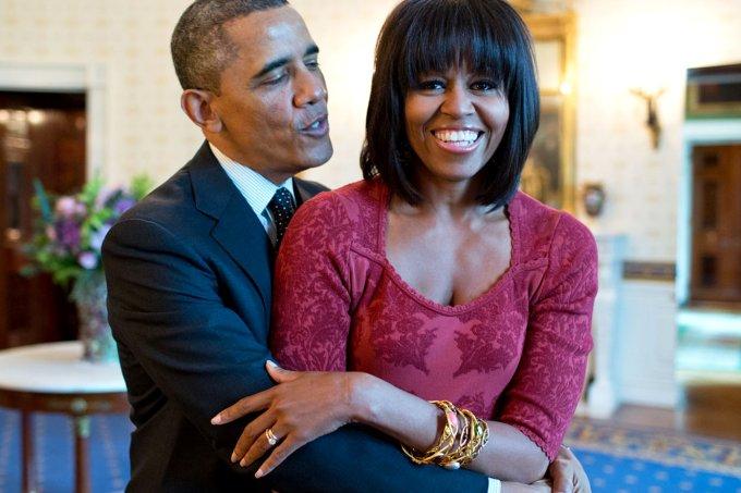 Barack e Michelle Obama