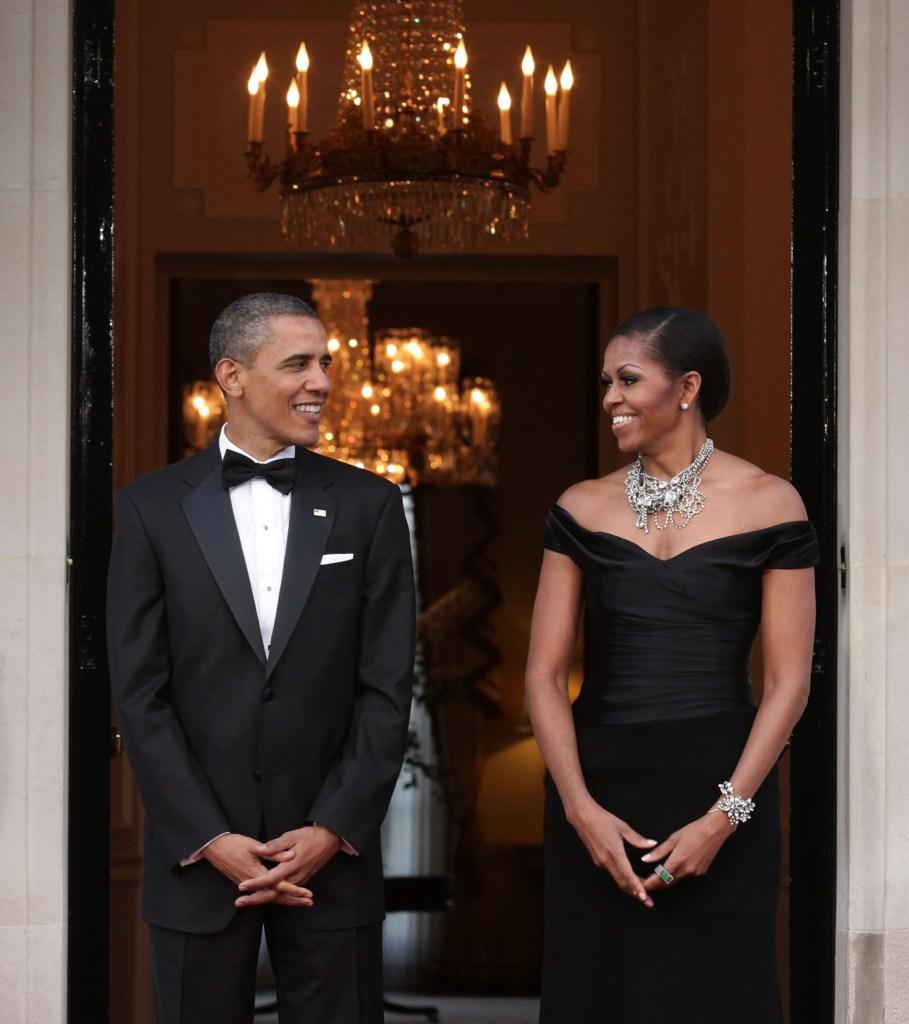 Barack Obama e Michelle Obama