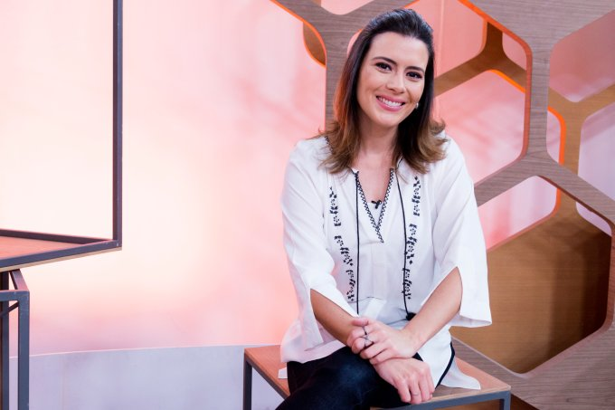 Michelle Loreto apresentadora Bem Estar