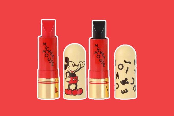 Coleção Mickey Mouse Besame Cosmetics