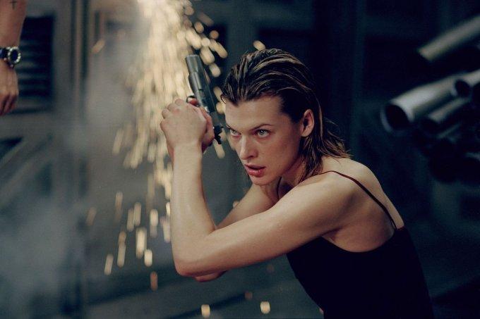 Milla Jovovich – Resident Evil