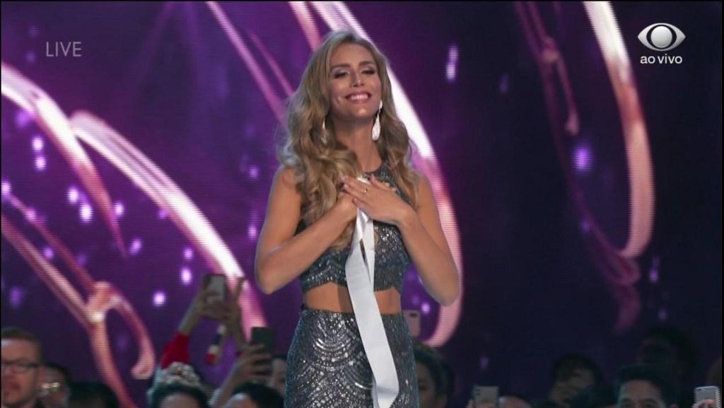 Angela Ponce, a miss Espanha de 2018