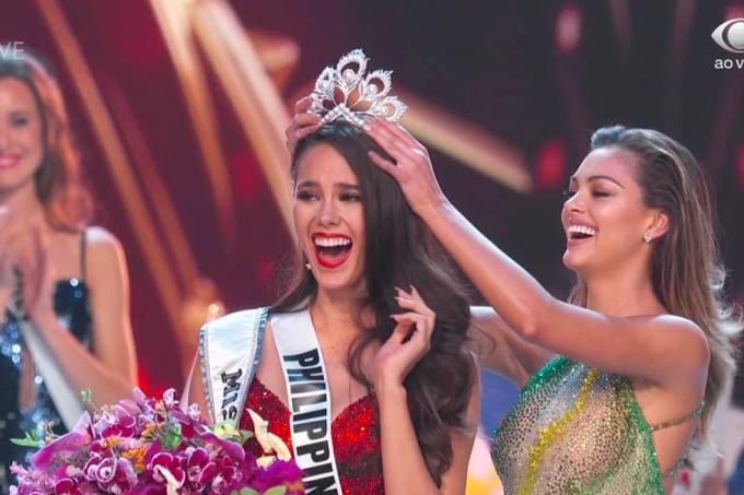 Miss Filipinas ganha Miss Universo 2018