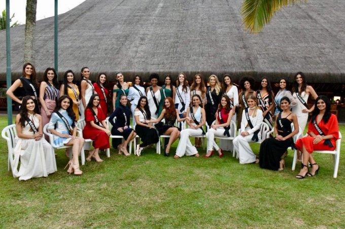 candidatas miss brasil 2018