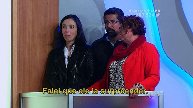 Momentos dos finalistas do Masterchef Brasil