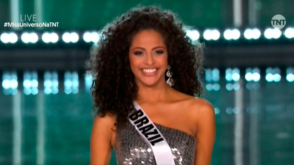 Monalysa Alcântara, Miss Universo