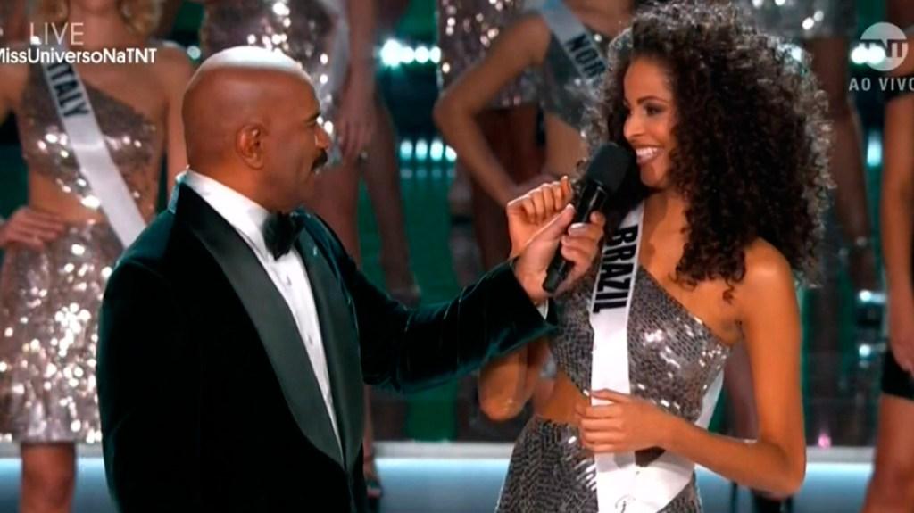 Miss Brasil no Miss Universo