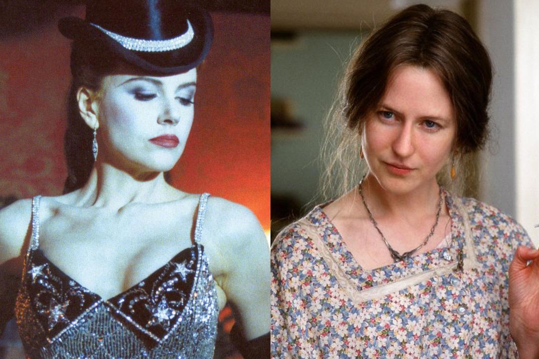 Nicole Kidman - Moulin Rouge e As Horas