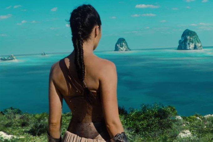 Mulher Maravilha – Themyscira