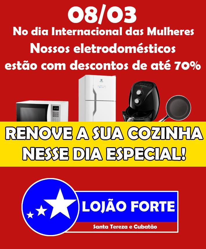 Propaganda de Eletrodomésticos