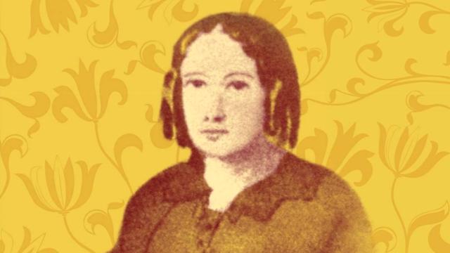 """Reprodução do livro """"Nísia Floresta – Uma mulher à frente do seu tempo"""""""
