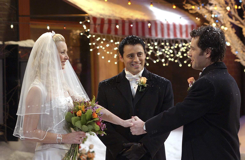 Casamento de Phoebe