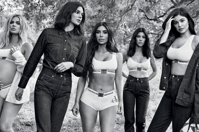 Campanha My Calvins (Kardashians-Jenner)