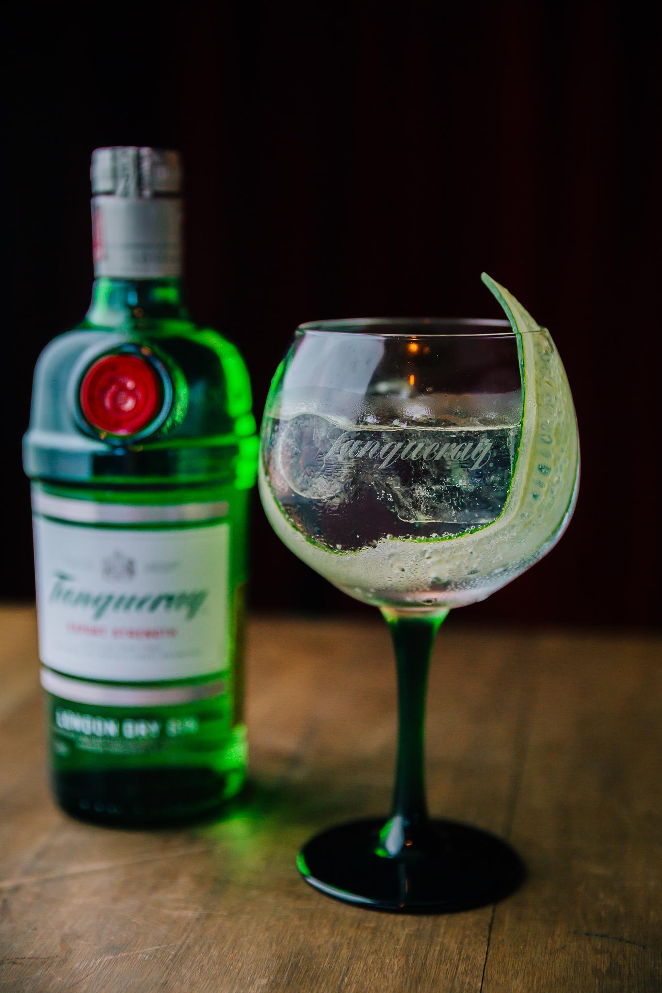 Drinks com Gin para o verão: Gin Tônica tradicional