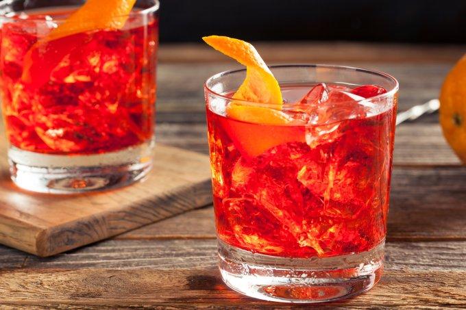 Negroni – Drinques tradicionais