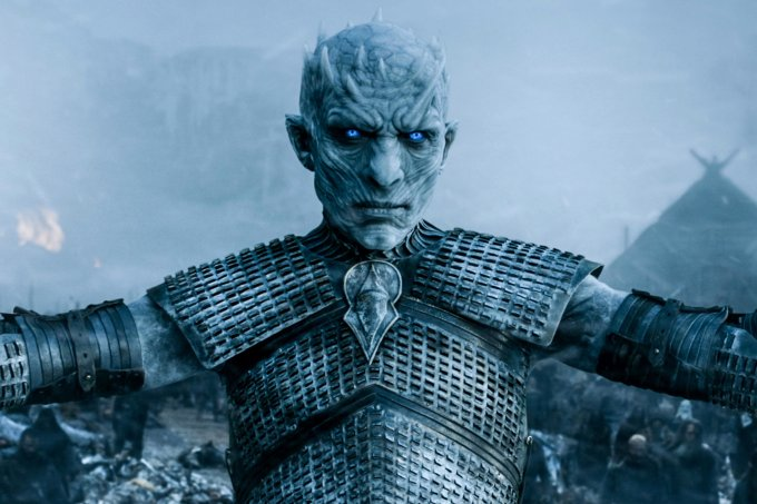 "Night King, de ""Game of Thrones"""