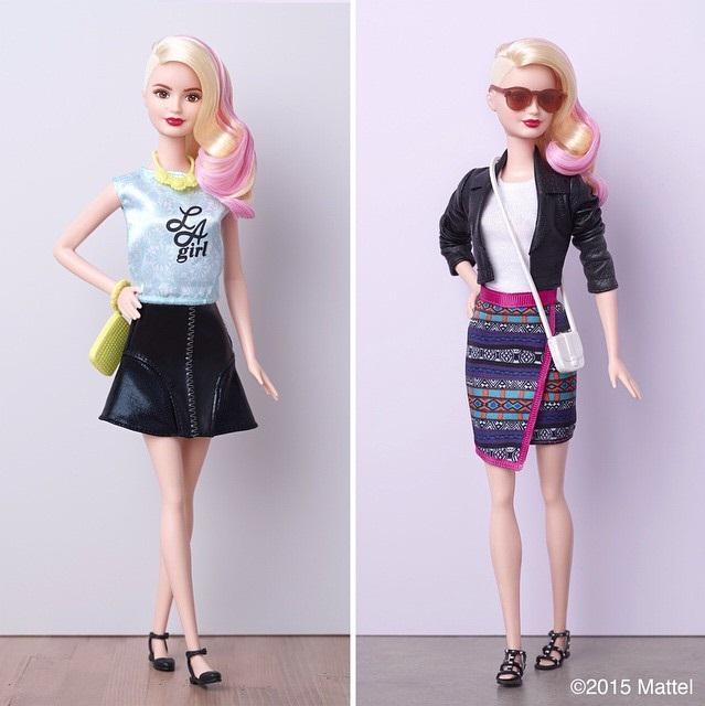 Reprodução/Instagram @barbie