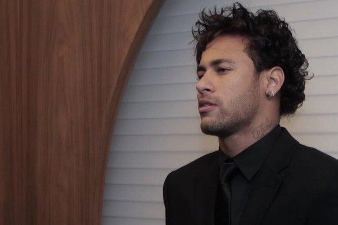 Novo cabelo Neymar Jr