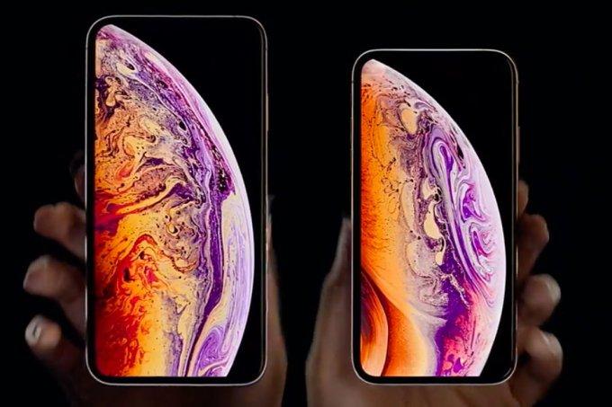 novo iphone Xs
