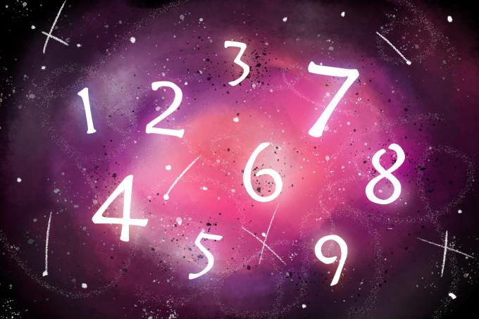 Numerologia -2018