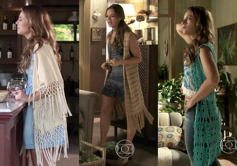 Globo/Reprodução Blog Moda de Novela