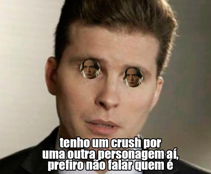 Resumo O Outro Lado do Paraíso, Patrick de olho em Clara