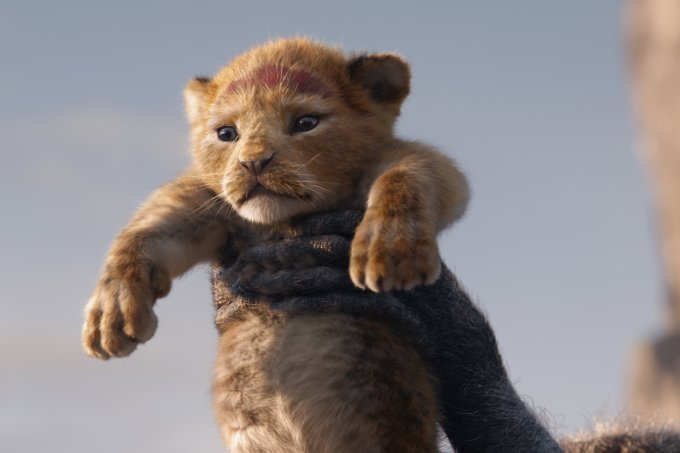 'O Rei Leão'