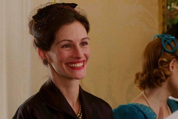 "Dia dos Professores, ""O Sorriso de Mona Lisa"""