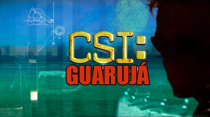 Resumo O Tempo Não Para, CSI Guarujá