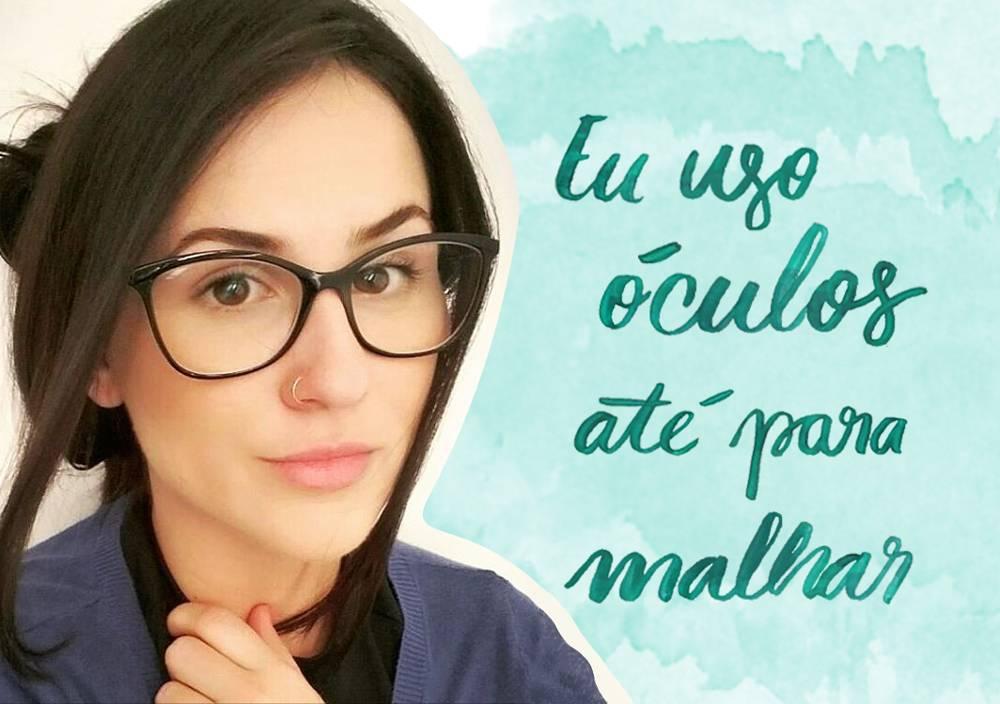 Relação óculos: Luana Steiner