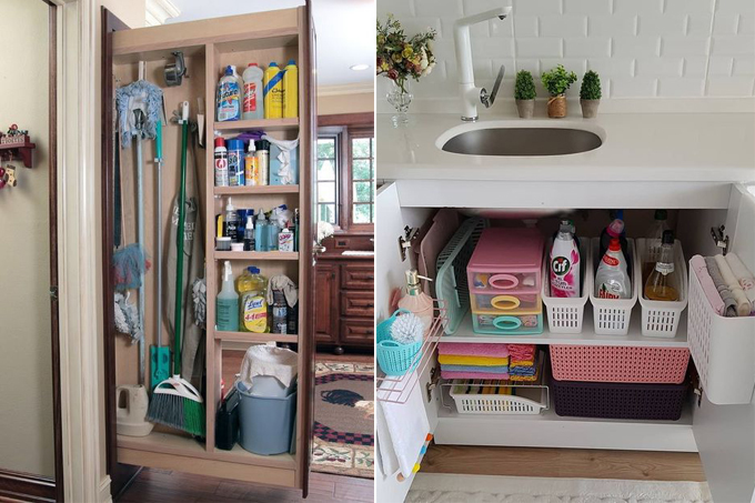 Ordem na lavanderia – ganhe espaço com estratégias bem simples