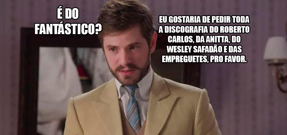 Resumo Orgulho e Paixão, Camilo