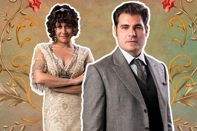 Resumo da novela Orgulho e Paixão, Susana e Darcy