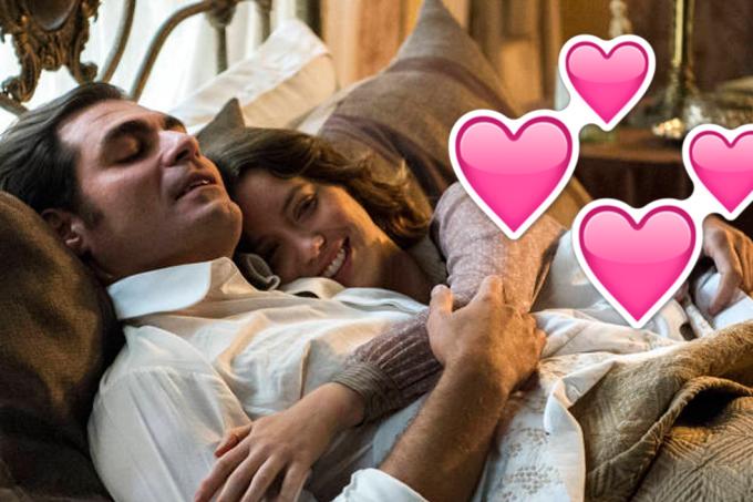 Resumo da novela Orgulho e Paixão Elisabeta pede Darcy em casamento