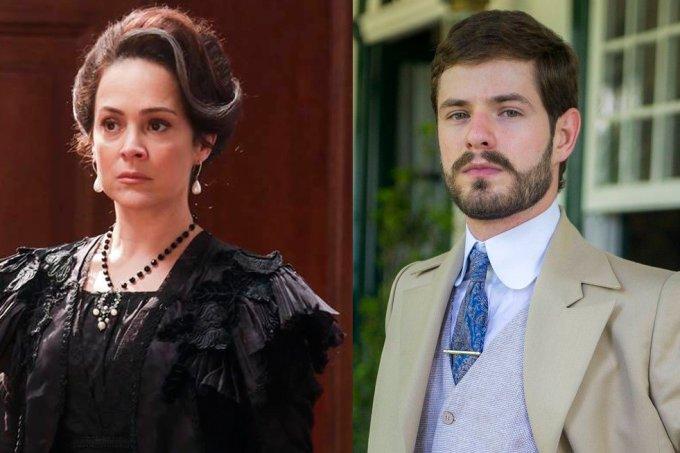 Resumo da novela Orgulho e Paixão, Julieta e Camilo