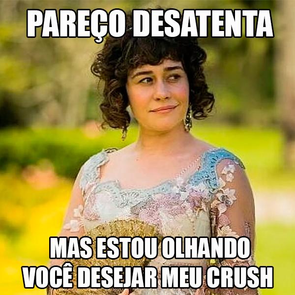 Resumo Orgulho e Paixão, Meme Susana