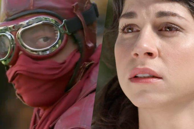 Resumo da novela Orgulho e Paixão, Motoqueiro Vermelho e Mariana