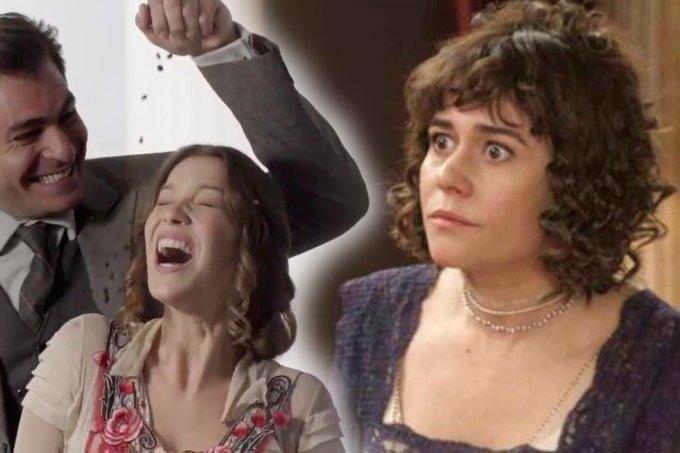 Resumo da novela Orgulho e Paixão, Susana, Elisabeta e Darcy