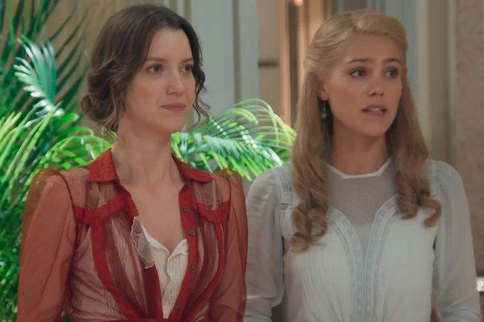 Resumo da novela Orgulho e Paixão Elisabeta e Jane