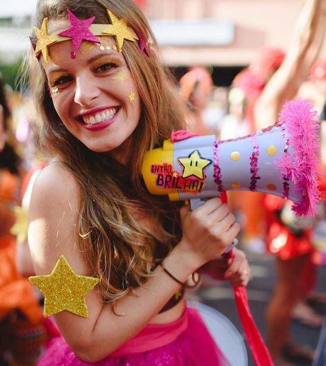Imagem feita durante o bloco Então, Brilha! - um dos mais famosos do Carnaval de Belo Horizonte