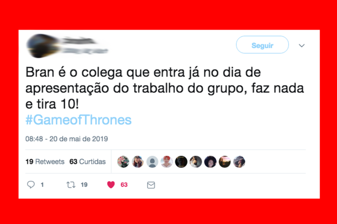 Os memes mais pistolas do 6º episódio da 8ª temporada de game of Thrones