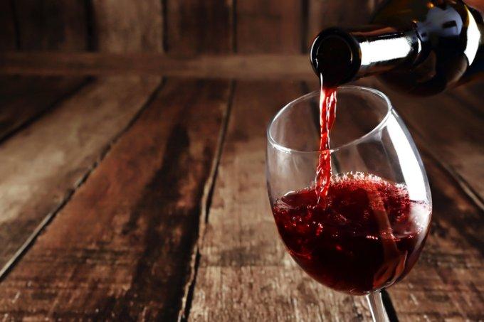 ovários policísticos vinho