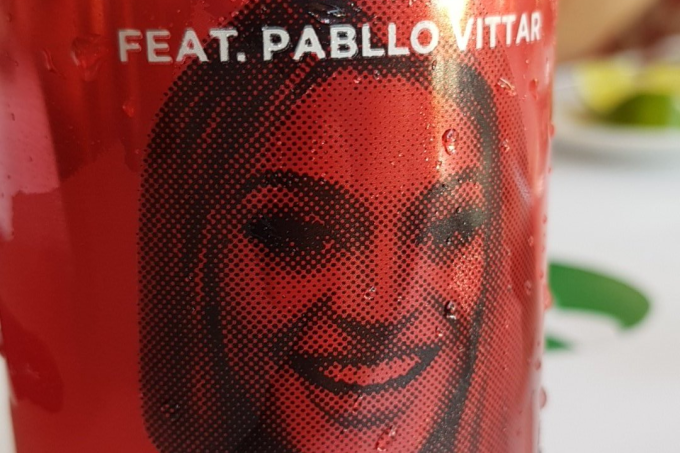Pabllo Vittar – Coca-Cola