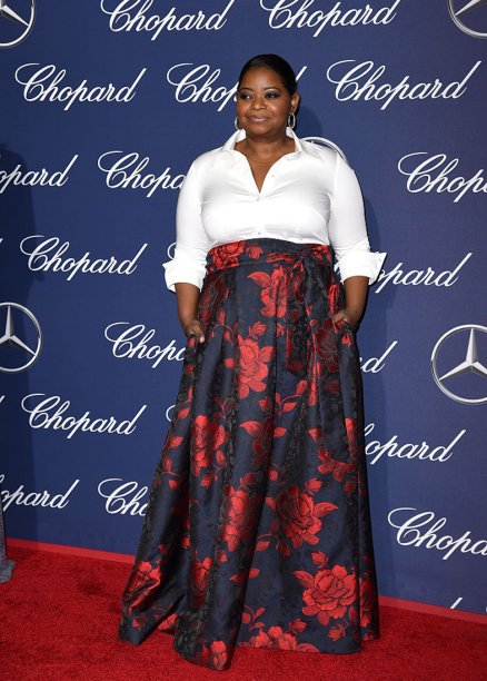 <strong>Octavia Spencer</strong>