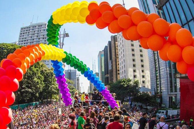 Parada LGBT SP