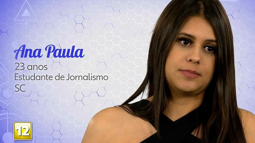 Ana Paula do BBB18